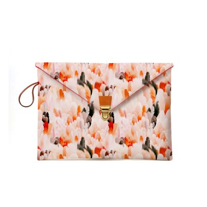 Maison Baluchon Wild Feather 13'' Macbook Case -listing