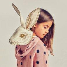 Frida's Tierchen Felt Rabbit Head Hat-listing