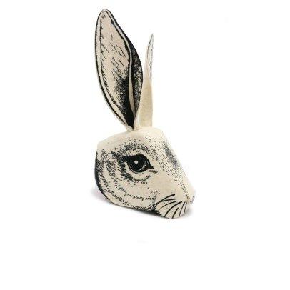 Frida's Tierchen Sombrero - máscara cabeza de conejo en fieltro-listing