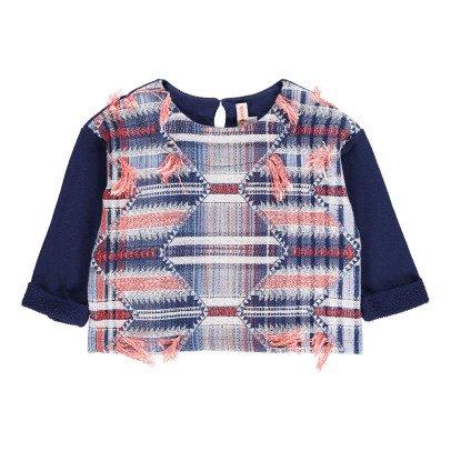 ANNE KURRIS Jungle Jacquard Sweatshirt-listing