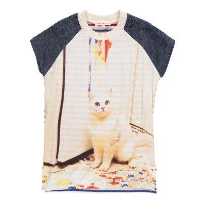 ANNE KURRIS Jane Cat Dress-listing