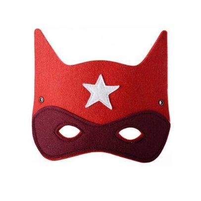 Frida's Tierchen Máscara de fieltro Superhéroe-listing