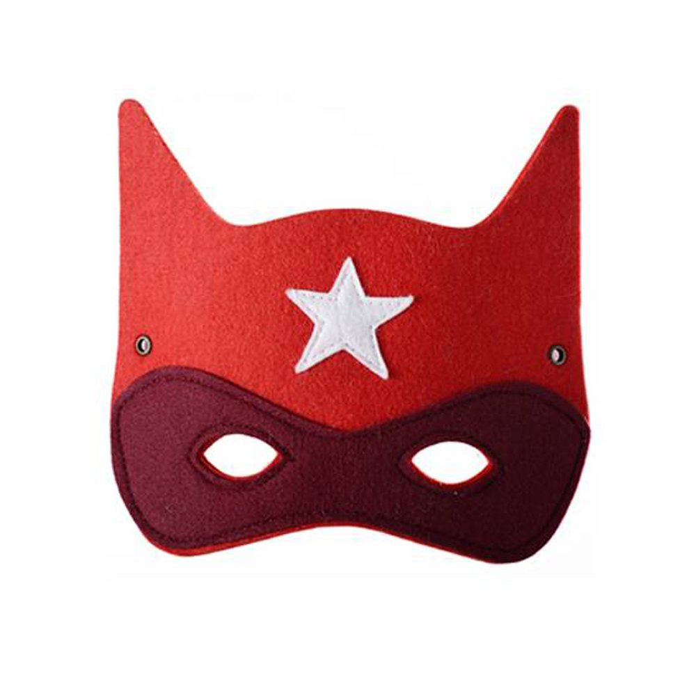 Frida's Tierchen Superhero Felt Mask-product