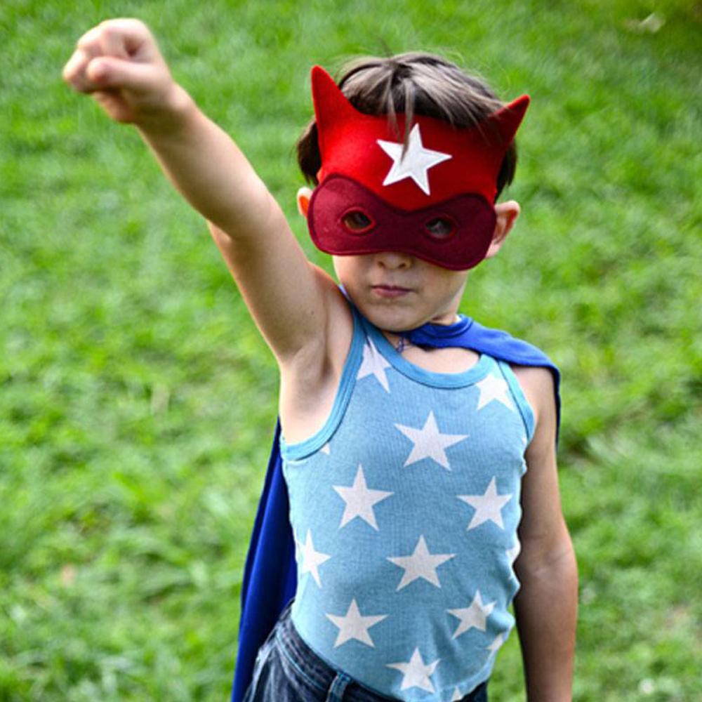 Superhero Felt Mask-product