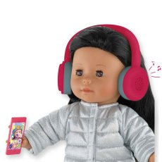 Corolle Ma Corolle - Pink Telephone and Headset-product
