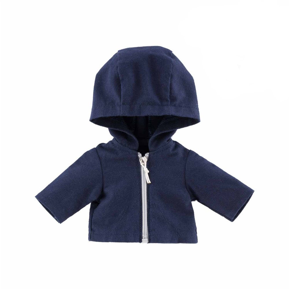 Ma Corolle - Blue Hooded Jacket 36cm-product