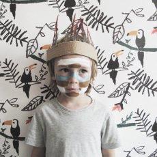 Nofred Papier-peint Toucans 10x0,53 mètres-listing