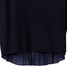 Little Karl Marc John Pullover Cachemire Espalda Alas Melty-listing