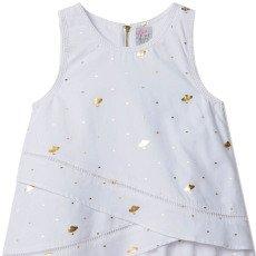 Little Karl Marc John Risly Ruffle Dress-listing