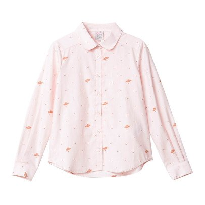 Little Karl Marc John Camisa Cuello Claudine Curly-listing