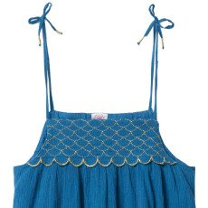 Little Karl Marc John Risky Embroidered Dress-product