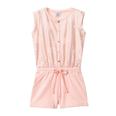 Little Karl Marc John Yelly Star Jumpsuit-product