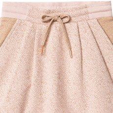 Little Karl Marc John Jeffrey Lurex Skirt-listing