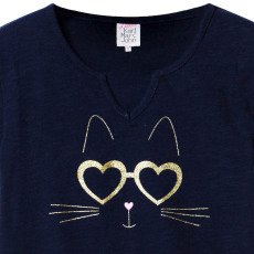 Little Karl Marc John  T-Shirt Katze Tumy  Traduction	-listing