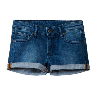 Little Karl Marc John Idealy Denim Shorts-listing