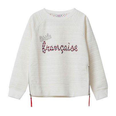 Little Karl Marc John Smily Little Française Sweatshirt-listing