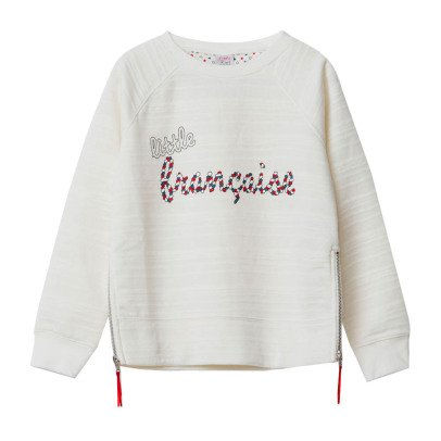 Little Karl Marc John Sweatshirt Little Française Smily -listing
