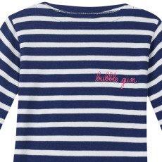 Maison Labiche Maglia Righe  Blu marino-listing