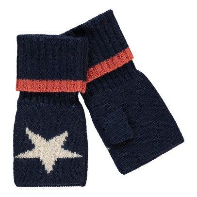 Beck Sönder Gaard Star Ember Wool Mittens-listing