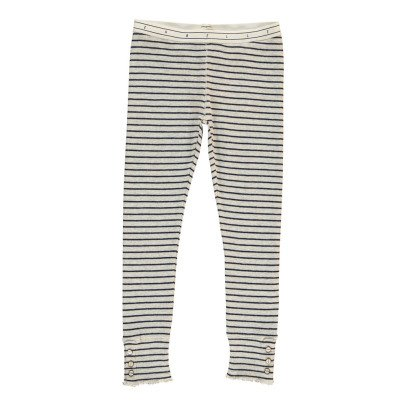 Scotch & Soda Striped Knit Leggings-product