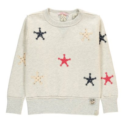 Scotch & Soda Sweatshirt Sterne -listing