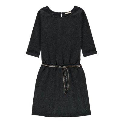 Sessun Vestido Lúrex Jersey Temuco-listing