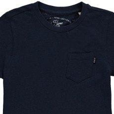 Scotch & Soda Plain T-Shirt with Pocket-listing