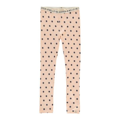 Scotch & Soda Polka Dot All Over Leggings-listing