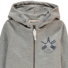 Scotch & Soda Felpa Cappuccio Zip-listing