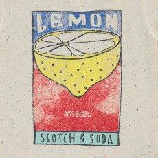 Scotch & Soda Lemon T-Shirt-listing