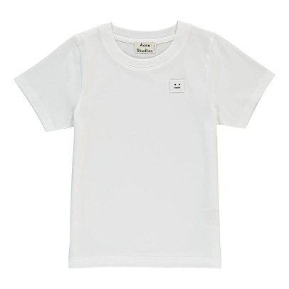 Acne Studios Camiseta Smiley Mini Taline-listing