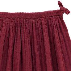 Numero 74 Falda Larga Ava Rojo Frambuesa-product