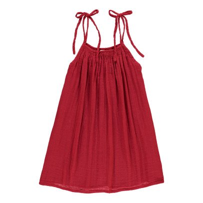 Numero 74 Robe Courte Mia  - Collection Ado et Femme - Rouge-product