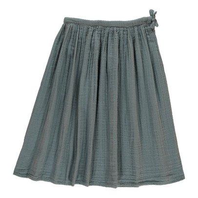 Numero 74 Ava Maxi Skirt Grey blue-product