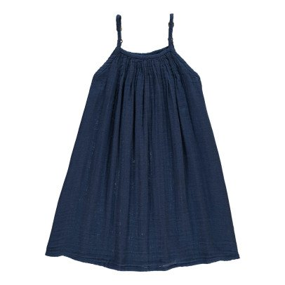 Numero 74 Mia Dress Navy blue-product