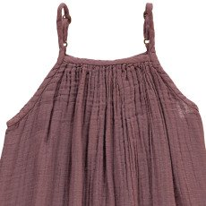 Numero 74 Mia Dress Dark purple-product