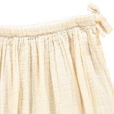 Numero 74 Ava Maxi Skirt Off white-listing