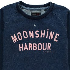 Scotch & Soda Sweatshirt Moonshine Harbour-listing