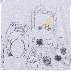 Paul Smith Junior T-shirt Macchina-listing