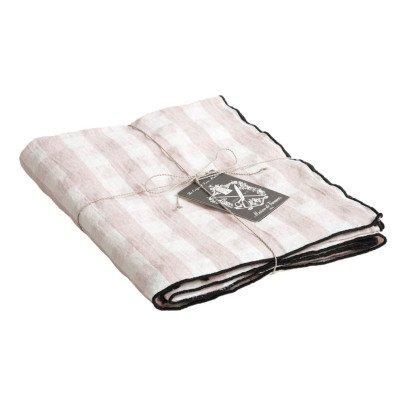 Maison de vacances Mantel rectangular  Bourdon tela mimi vichy Blush-listing