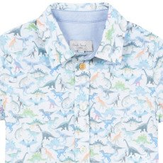 Paul Smith Junior Chemisette Dinosaures Noe-listing