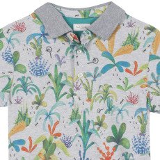 Paul Smith Junior Polohemd Neclan -listing