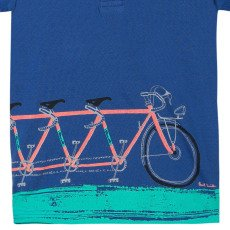 Paul Smith Junior Polohemd Fahrrad Norton -listing