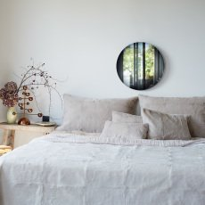 Maison de vacances Plaid non doublé 115x220 cm Tourterelle-listing