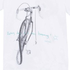 Paul Smith Junior T-shirt Vélo Nice-listing