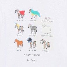 Paul Smith Junior Camiseta Cebras Narcisse-listing