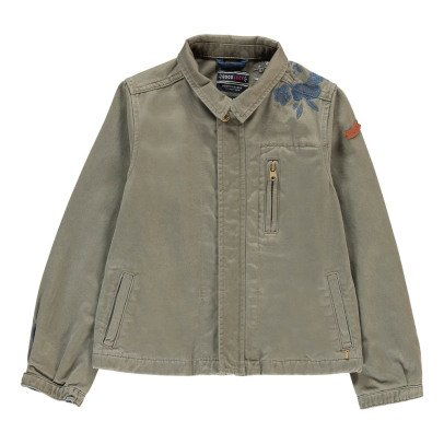 Scotch & Soda Embroidered Jacket with Pocket-product