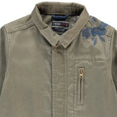 Scotch & Soda Embroidered Jacket with Pocket-listing