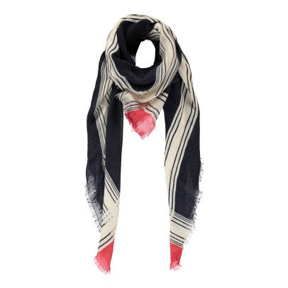 Beck Sönder Gaard Sivel Wool and Cashmere Scarf-listing