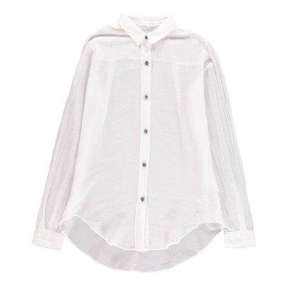 Pomandère Hemd aus Baumwolle und Seide -listing